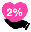 2% for People Empowerment