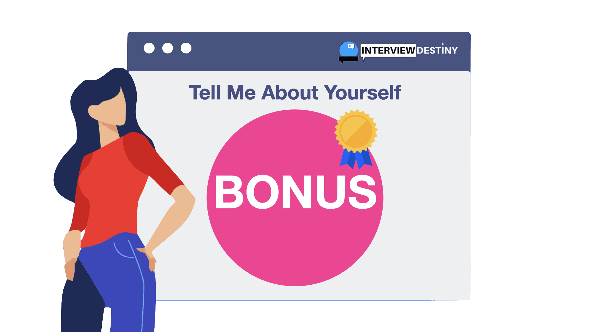 Tell me about yourself bonus answer creator